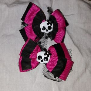 unknown Accessories - Hair accessories Monster High style hair clips